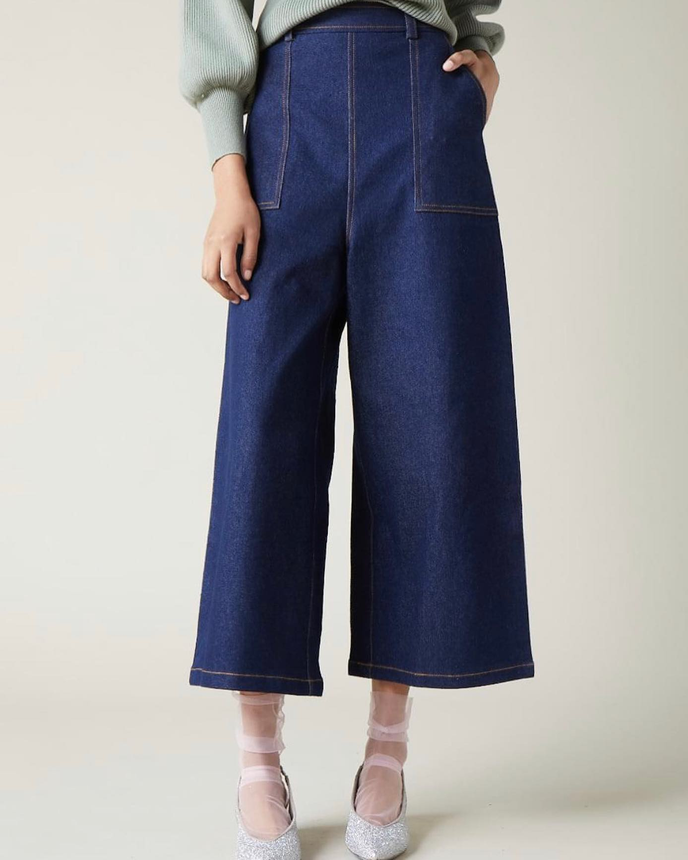 Bumble Denim Pant