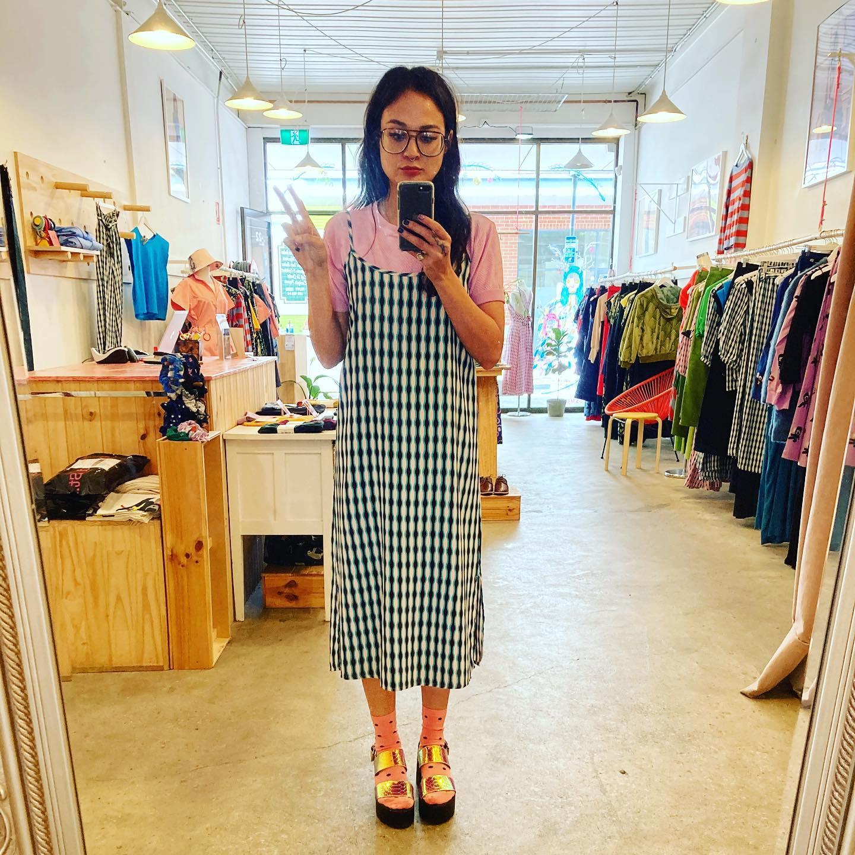 Wobble Slip Dress