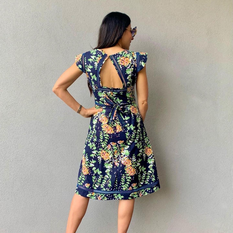 Martini Bloom Dress