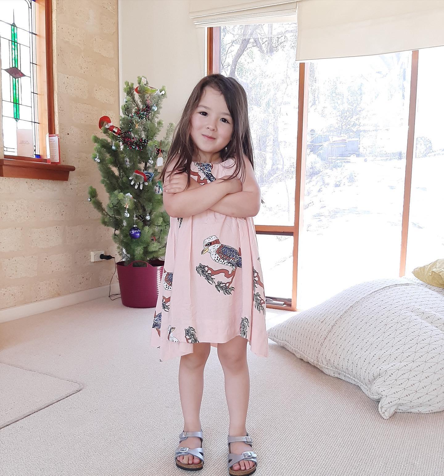 Kids' Kookaburra Dress