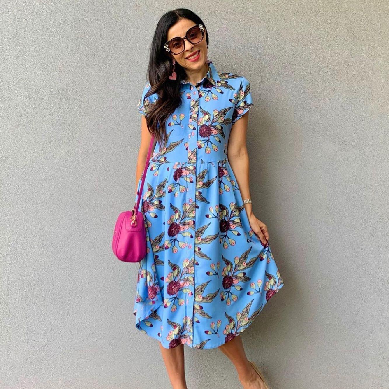 Gumnut Shirt Dress