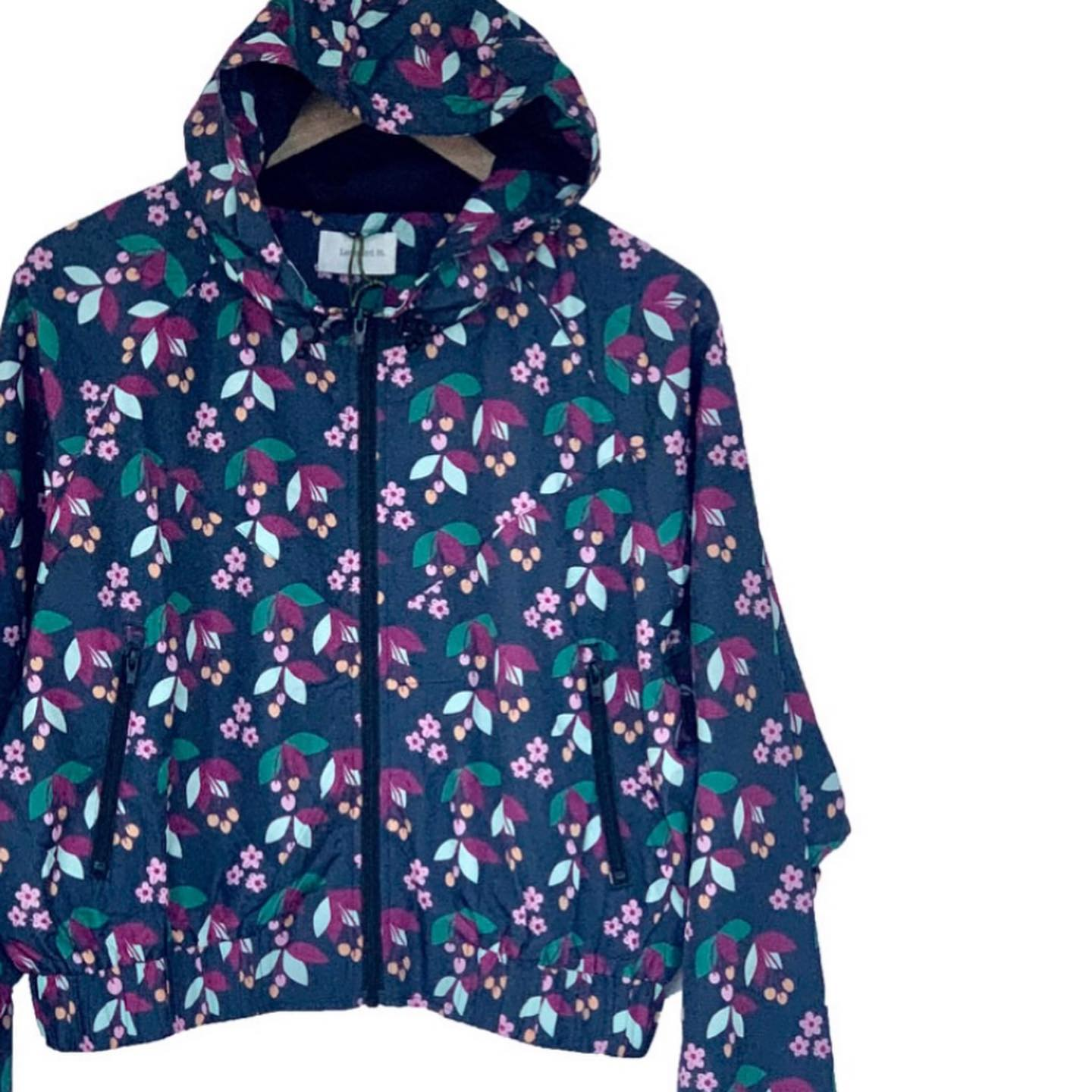 Cherry Plum Rain Jackette