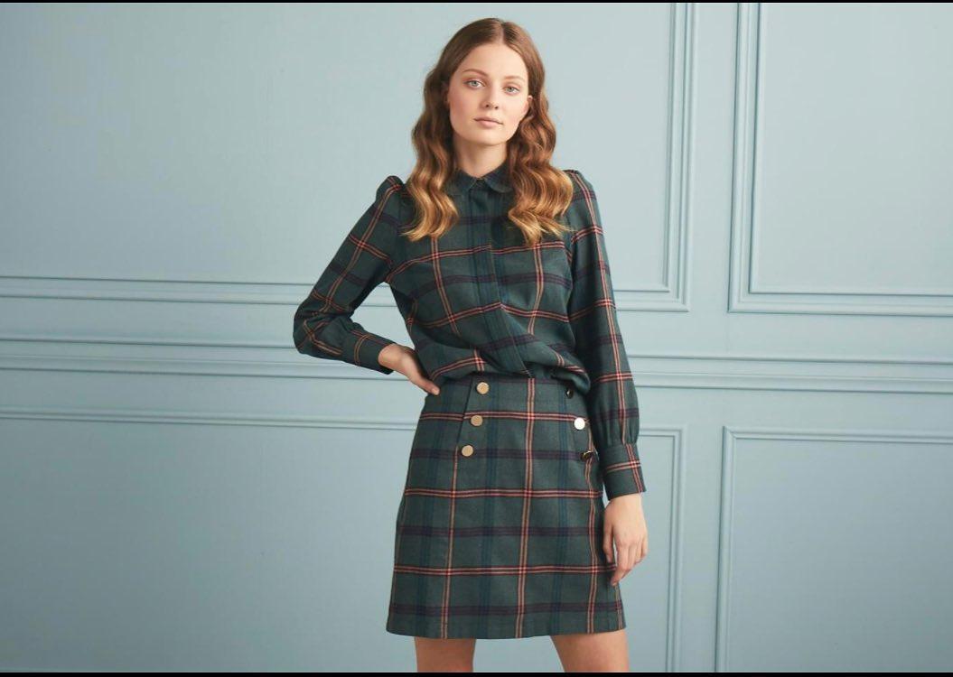 Gaelic Mini Skirt