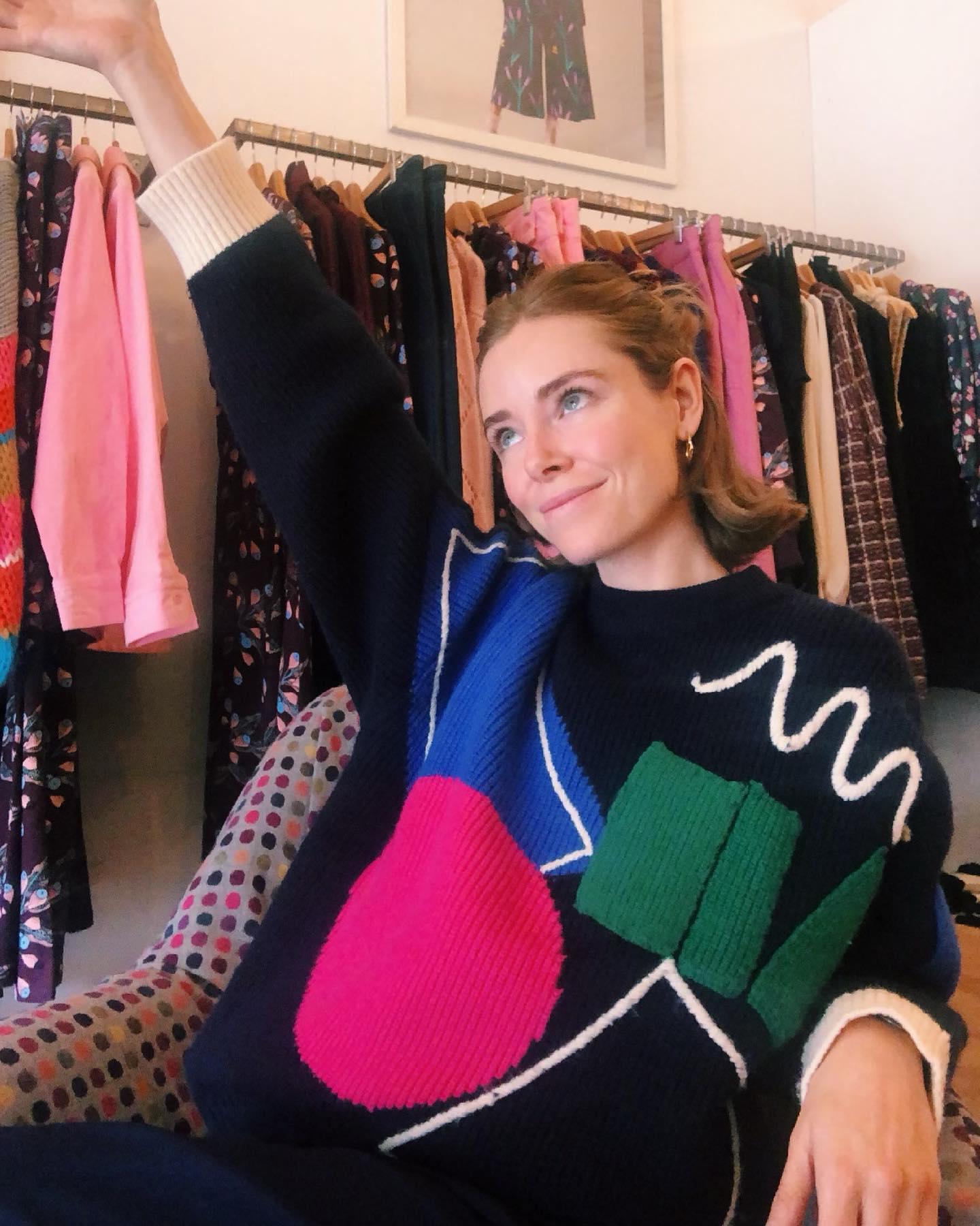 Culture Club Knitwear
