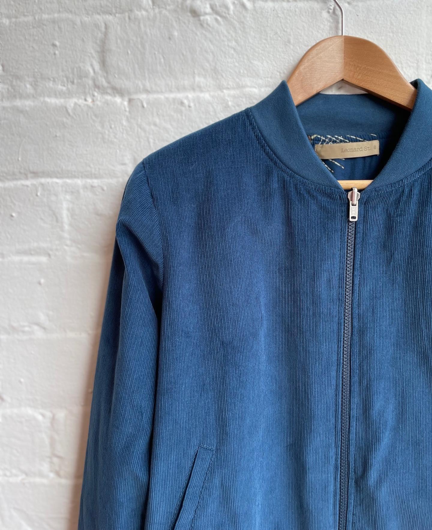 Wren Cord Bomber jacket