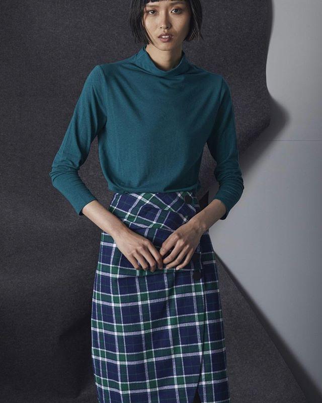 Highlander Check Skirt