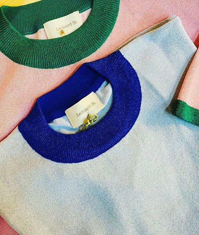 Twinkle Knit Tee