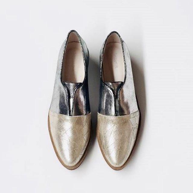 Textured Shoe