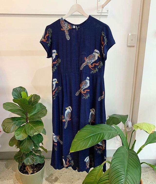 Kookaburra Janis Dress